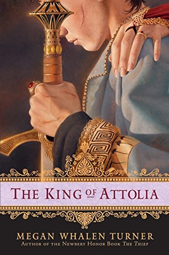 The King of Attolia (Queen's Thief) (0060835788) by Megan Whalen Turner