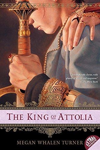 9780060835798: The King of Attolia (The Queen's Thief, Book 3)