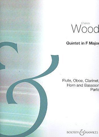9780060836290: Quintet F major