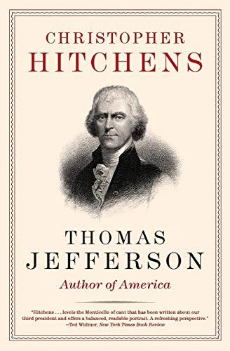 9780060837068: Thomas Jefferson: Author of America (Eminent Lives)