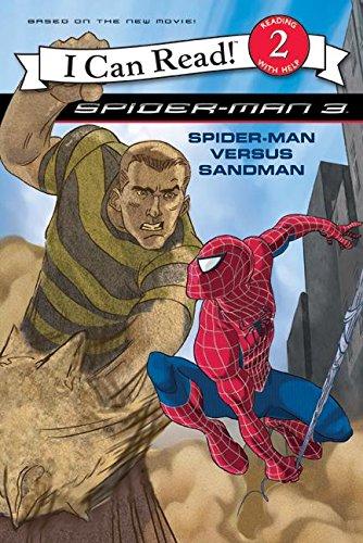SPIDER MAN 3 SPIDER MAN VERSUS SANDMAN