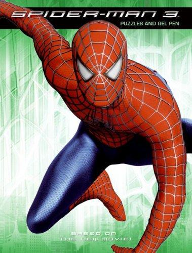 SPIDER MAN 3 PUZZLES & GEL***