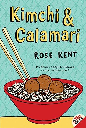 Kimchi & Calamari: Kent, Rose