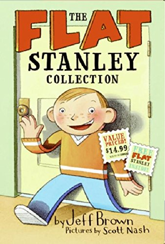 9780060837761: The Flat Stanley Collection: Stanley, Flat Again!/Invisible Stanley/Stanley in Space/Flat Stanley