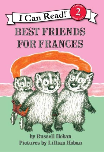 9780060838010: Best Friends for Frances (I Can Read Book 2)