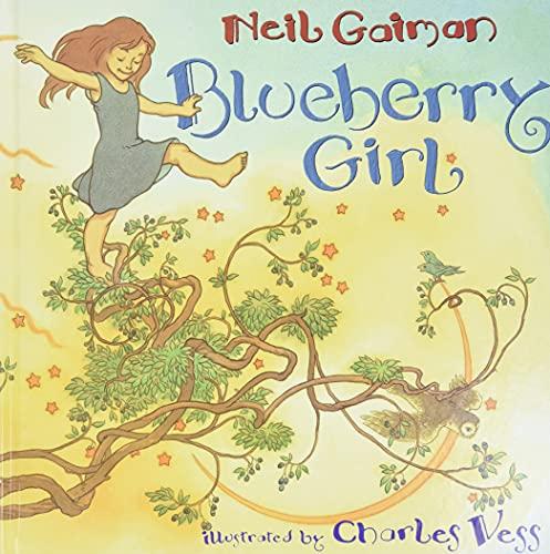 9780060838089: Blueberry Girl