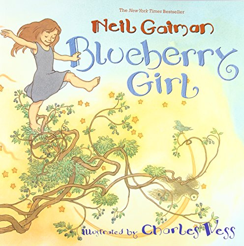 9780060838102: Blueberry Girl