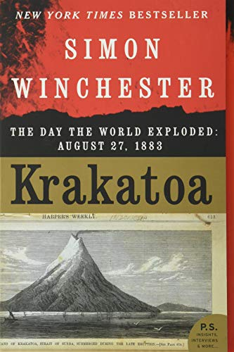 Krakatoa: The Day the World Exploded: August: Simon Winchester