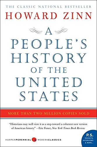 9780060838652: A people's history of the us (Modern Classics)