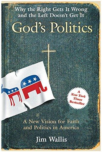 9780060838713: God's Politics LP
