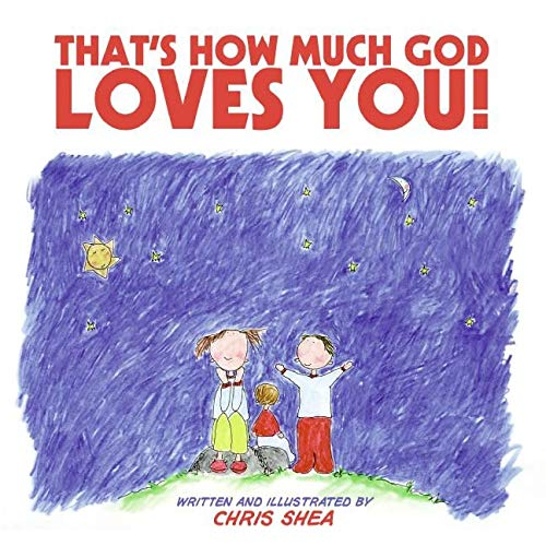 That's How Much God Loves You! (Harperblessings): Zondervan