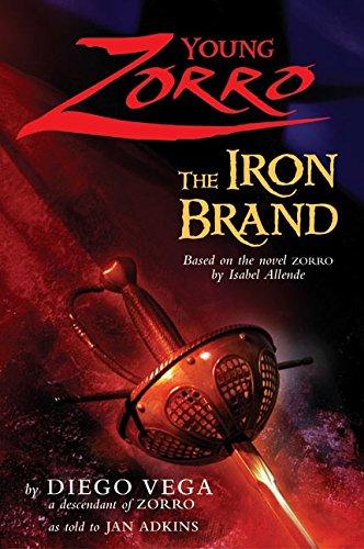 9780060839451: Young Zorro: The Iron Brand