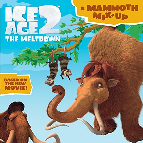 9780060839666: A Mammoth Mix-Up (Ice Age 2: The Meltdown)