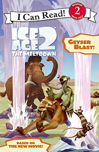9780060839680: Ice Age 2: Geyser Blast! (I Can Read Book 2)