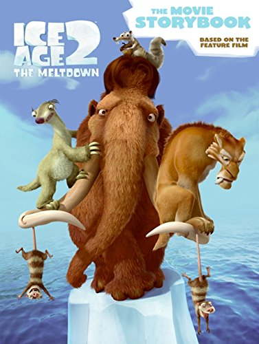 9780060839758: Ice Age 2 The Meltdown: The Movie Storybook