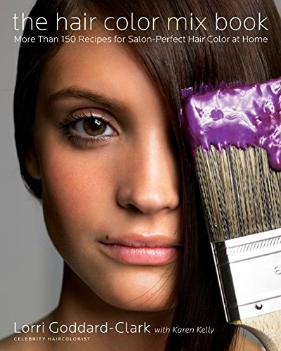 9780060839802: The Hair Color Mix Book: 120 Recipes for Salon-perfect Hair Color at Home