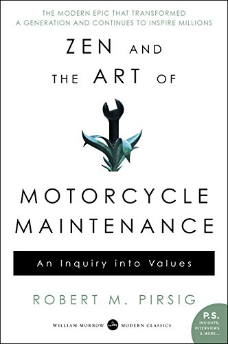 9780060839871: Zen and the Art of Motorcycle Maintenance: An Inquiry Into Values