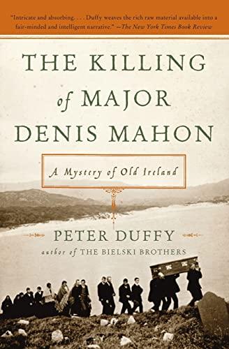9780060840518: The Killing of Major Denis Mahon: A Mystery of Old Ireland