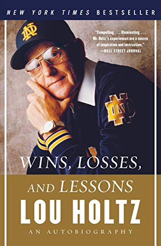 9780060840815: Wins, Losses, and Lessons: An Autobiography