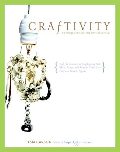 9780060841300: Craftivity: 40 Projects for the DIY Lifestyle: 40 Projects for the Maverick Crafter