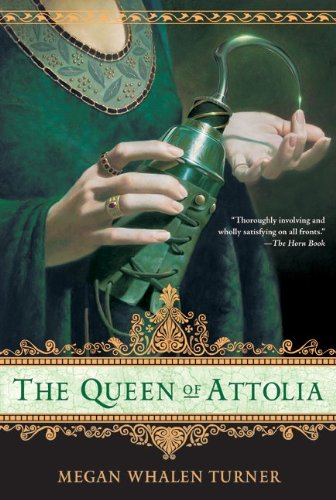 9780060841829: The Queen of Attolia (Thief of Eddis)