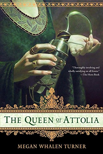 The Queen of Attolia (The Queen's Thief, Book 2) (0060841826) by Turner, Megan Whalen