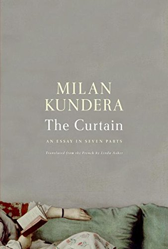 9780060841867: The Curtain: An Essay in Seven Parts