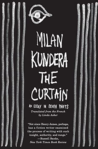 9780060841959: The Curtain: An Essay in Seven Parts