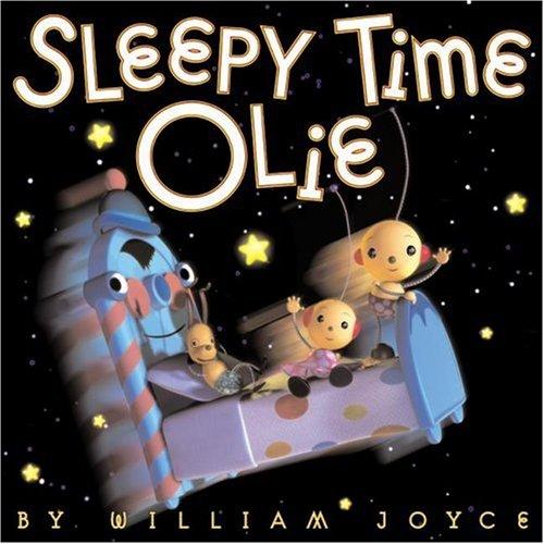 9780060842222: Sleepy Time Olie (Rolie Polie Olie)