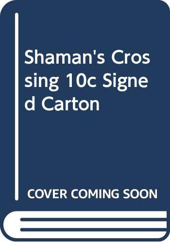 9780060842338: Shaman's Crossing 10c Signed Carton