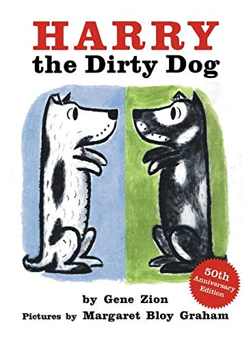 9780060842444: Harry the Dirty Dog Board Book