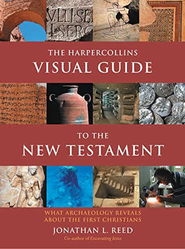 9780060842499: The HarperCollins Visual Guide to the New Testament: What Archaeology Reveals about the First Christians