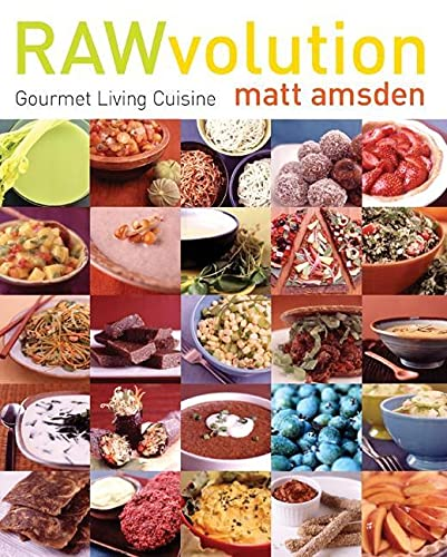 9780060843182: Rawvolution: Gourmet Living Cuisine