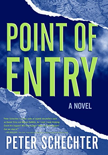 9780060843304: Point of Entry: A Novel