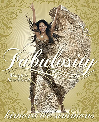 9780060843403: Fabulosity: What It Is & How to Get It
