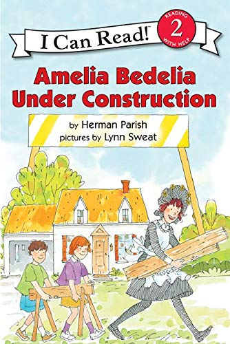 9780060843465: Amelia Bedelia Under Construction (I Can Read Level 2)