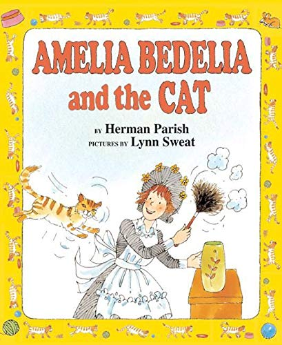 9780060843496: Amelia Bedelia and the Cat (I Can Read Books: Level 2)