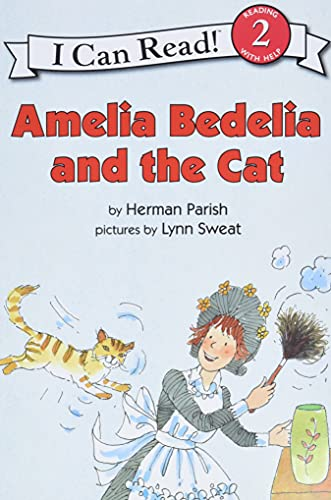 9780060843519: Amelia Bedelia and the Cat (I Can Read Level 2)