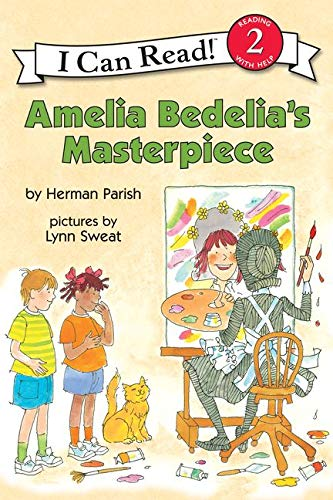 9780060843571: Amelia Bedelia's Masterpiece (I Can Read Book 2)