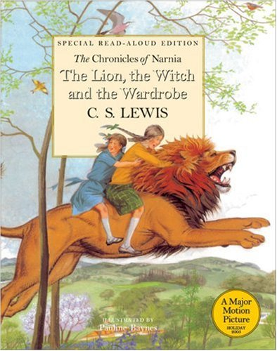9780060845247: The Lion, the Witch and the Wardrobe Read-Aloud Edition (Narnia)