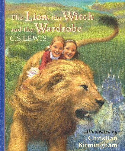 9780060845254: The Chronicles of Narnia - The Lion Witch and the Wardrobe, Prince Caspian, The Horse and His Boy, the Magicians Nephew, The Voyage of the Dawn Treader, the Silver chari and the Last Battle (all Complete and in Original Illustrated Gold Sided slipcase)