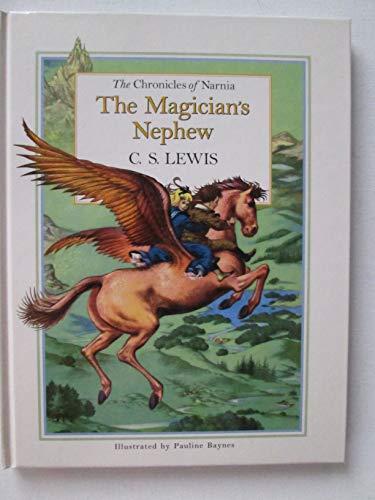 9780060845278: The Magician's Nephew