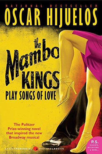 9780060845308: Mambo Kings Play Songs of Love, The tie-in