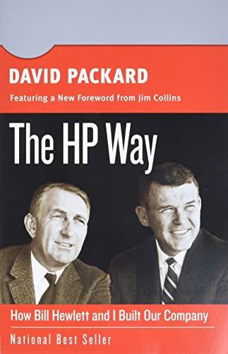 9780060845797: The HP Way: How Bill Hewlett and I Built Our Company (Collins Business Essentials)