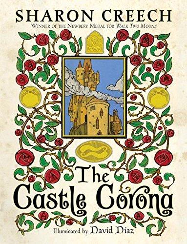 The Castle Corona (Double Signed): Creech, Sharon
