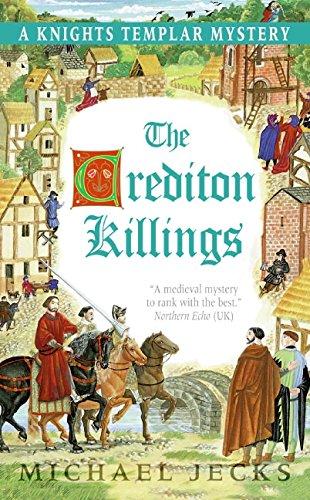 9780060846541: The Crediton Killings (Knights Templar Mysteries (Avon))