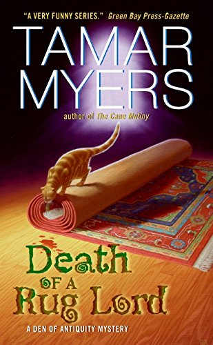 9780060846596: Death of a Rug Lord (Den of Antiquity Mysteries)