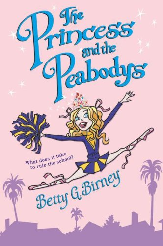 9780060847210: Princess and the Peabodys, The