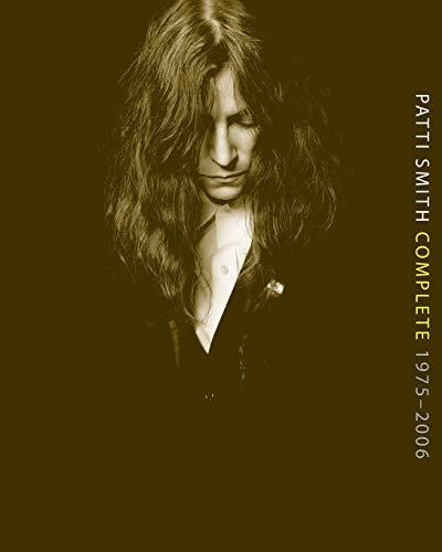 9780060849719: Patti Smith Complete 1975-2006