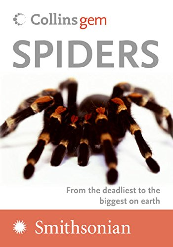 9780060849740: Spiders (Collins Gem)